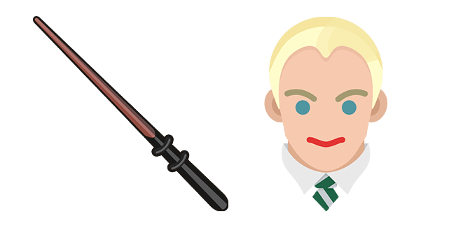 Harry Potter Draco Malfoy Wand