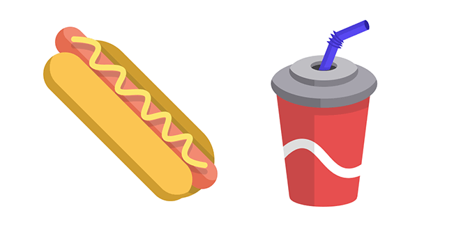 Hot Dog and Cola
