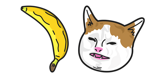 Cat No Banana