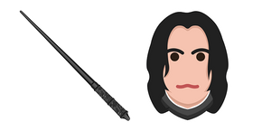 Harry Potter Severus Snape Wand Curseur