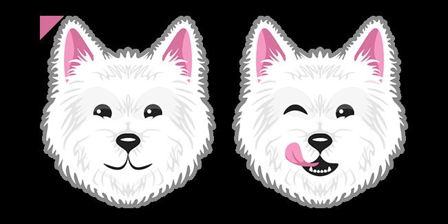 Cute Westie Dog