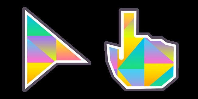 Gradient Triangles