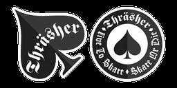 Thrasher Logo Cursor