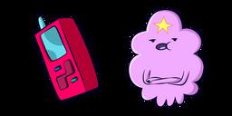 Adventure Time Lumpy Space Princess Curseur