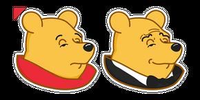 Tuxedo Winnie the Pooh Curseur