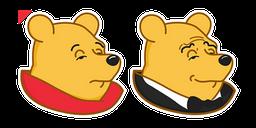 Tuxedo Winnie the Pooh Cursor