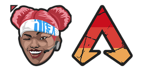Apex Legends Lifeline Cursor