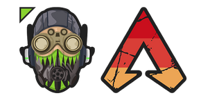 Apex Legends Octane Curseur
