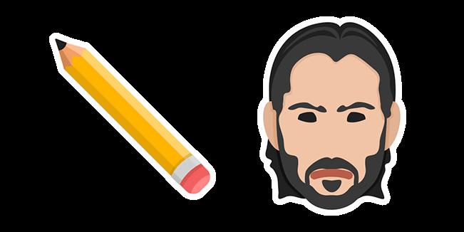 John Wick Pencil