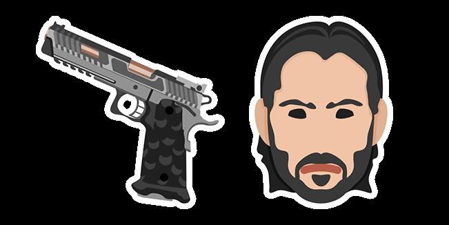 John Wick TTI STI Combat Master Gun