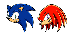 Sonic and Knuckles Curseur