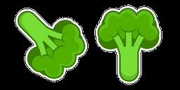 Broccoli Curseur