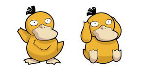 Курсор Pokemon Psyduck
