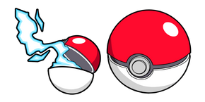 Pokemon Pokeball Curseur
