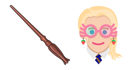 Harry Potter Luna Lovegood Wand Cursor