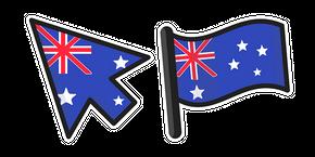 Курсор Australia Flag