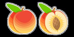Peach Curseur