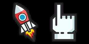 Rocket Cursor