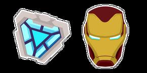 Iron Man Curseur