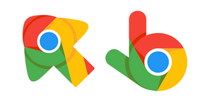 Курсор Google Chrome