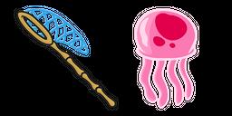 SpongeBob Jellyfishing Curseur