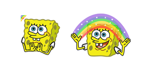Курсор SpongeBob Imagination