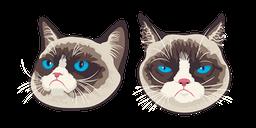 Grumpy Cat Curseur