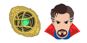 Курсор Dr Strange Eye of Agamotto