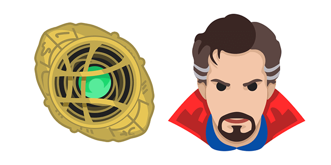 Dr Strange Eye of Agamotto