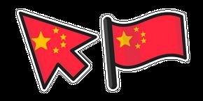 Курсор China Flag