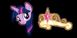 My Little Pony Twilight Sparkle Crown Curseur