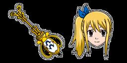 Fairy Tail Lucy Heartfilia Cursor