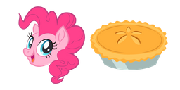 My Little Pony Pinkie Pie and Pie Curseur