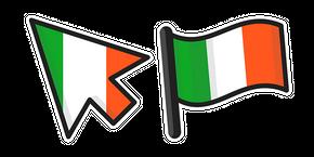 Курсор Ireland Flag