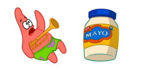 Курсор SpongeBob Is Mayonnaise an Instrument