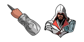 Assassins Creed Ezio Auditore Curseur