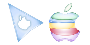 Курсор Apple Event September 2019 Transparent