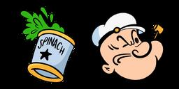 Popeye Sailor Man Curseur