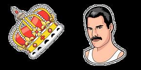 Freddie Mercury Cursor