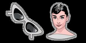 Audrey Hepburn Cursor