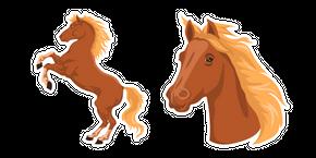 Horse Curseur