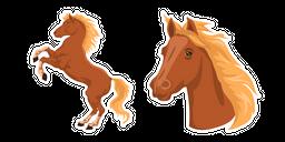 Курсор Horse