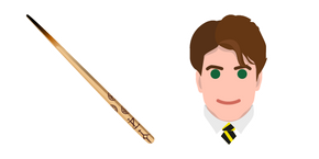 Harry Potter Cedric Diggory Wand Cursor
