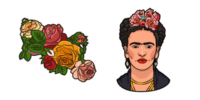 Frida Kahlo Curseur