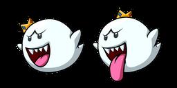 Super Mario King Boo Curseur