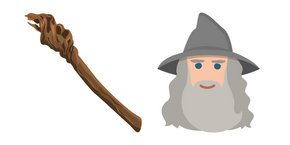 Lord of the Rings Gandalf the Grey Cursor