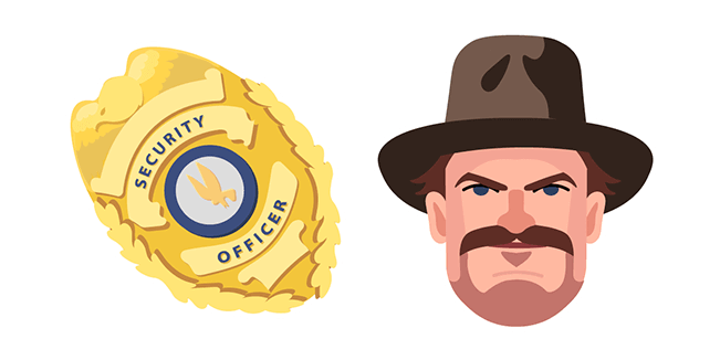 Stranger Things Chief Hopper Badge