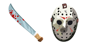 Friday the 13th Jason Voorhees Curseur