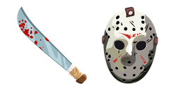 Friday the 13th Jason Voorhees Cursor