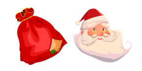 Santa Claus Curseur